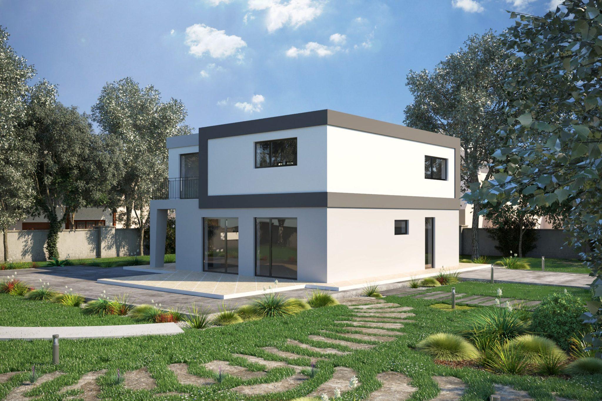 Maison En Bois 150 M2 La Foca House